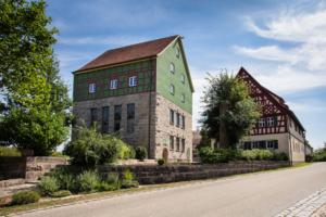 Fachwerkhäuser in der Gemeinde Windelsbach